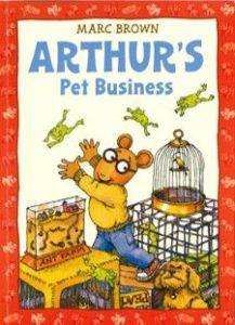 Arthur's Pet Business Cover